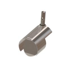 Nordisk Innovation 200 mm konisk rottespærre t/strømpef. PVC