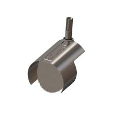 Nordisk Innovation 250 mm konisk rottespærre t/strømpef. Ul.