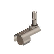 Nordisk Innovation 104-108 mm rustfri rottespærre, special