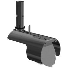 Nordisk Innovation 125-129 mm rustfri rottespærre, special