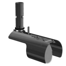 Nordisk Innovation 125 mm rustfri rottespærre t/strømpeforet