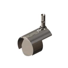 Nordisk Innovation 177-181 mm rustfri rottespærre, special