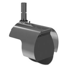Nordisk Innovation 250 mm rustfri rottespærre t/PVC, univers