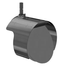 Nordisk Innovation 400 mm rustfri rottespærre t/beton, unive