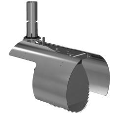 Nordisk Innovation 200 mm rottespærre t/strømpeforet betonrø
