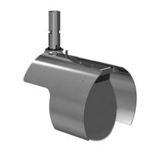 Nordisk Innovation 250 mm rottespærre til strømpeforet beton