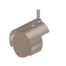 Nordisk Innovation 350 mm rottespærre til strømpeforet beton