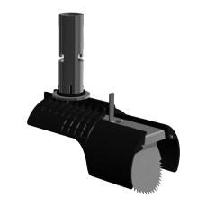Nordisk Innovation 100 mm rottespærre PA6, universal