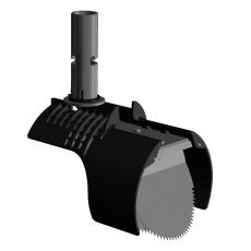 Nordisk Innovation 150 mm rottespærre PA6, universal