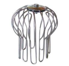 80-100 mm galvaniseret trådkugle