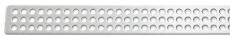 Unidrain 1000 mm Classic rist til Unidrain rendeafløbsarmatu