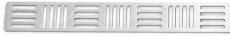 Unidrain 1000 mm Inca rist til Unidrain rendeafløbsarmatur