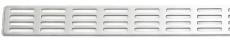 Unidrain 300 mm Stripe rist til Unidrain rendeafløbsarmatur