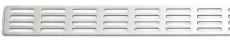 Unidrain 800 mm Stripe rist til Unidrain rendeafløbsarmatur