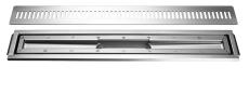 Unidrain armatur/ramme/rist vinyl 900 mm