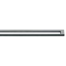 HighLine ramme, linje, rustfrit stål,  1200 mm, H 25 mm