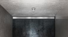 Unidrain 1000 mm HighLine Panel uden ramme t/rendeafløbsarma