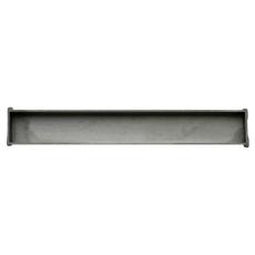 HighLine Cassette, linje, komplet rustfrit stål: 700 mm, H 2