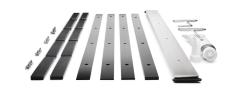 Unidrain 700 mm HighLine Custom uden ramme t/rendeafløbsarma