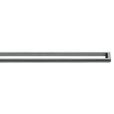 ClassicLine ramme, gulv, rustfrit stål,  700 mm, H 8 mm