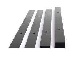 HighLine forhøjersæt, linje, 800 mm (1, 2, 5, 15 mm)