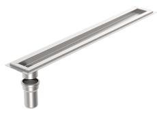 Blücher 900 mm rendeafløbsarmatur, valgfri placering