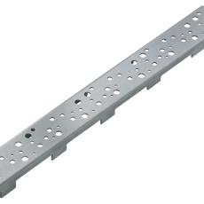 Rist line oslo 700-Rist: 50 x 632 mm-rustfrit stål: aisi304