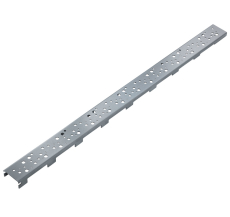 Rist line oslo 800-Rist: 50 x 732 mm-rustfrit stål: aisi304