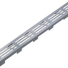 Rist line detroit 700-Rist: 50 x 632 mm-rustfrit stål: aisi3