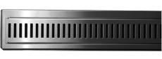Purus Line rist/ramme model RIB, 800 mm lang, monteres mod v