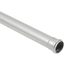 Ø 40 x 250 mm Rør syrefast AISI316L/EN1.4404 Blücher