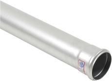Ø 75 x 250 mm Rør syrefast AISI316L/EN1.4404 Blücher