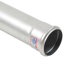 Ø 75 x 500 mm Rør syrefast AISI316L/EN1.4404 Blücher