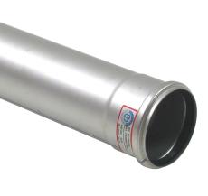 Ø 82 x 500 mm Rør rustfri AISI304/EN1.4301 Blücher