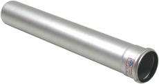 Ø 82 x 250 mm Rør syrefast AISI316L/EN1.4404 Blücher