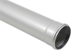 Ø 110 x 250 mm Rør rustfri AISI304/EN1.4301 Blücher