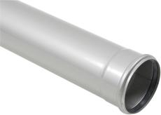 Ø 110 x 500 mm Rør syrefast AISI316L/EN1.4404 Blücher
