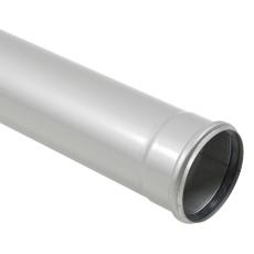 Ø 110 x 750 mm Rør syrefast AISI316L/EN1.4404 Blücher
