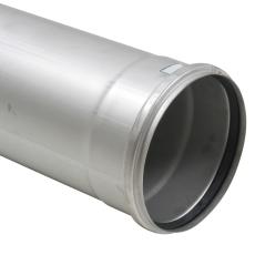 Ø 250 x 500 mm Rør syrefast AISI316L/EN1.4404 Blücher