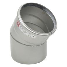 Ø 160 mm x 30° Bøjning rustfri AISI304/EN1.4301 Blücher
