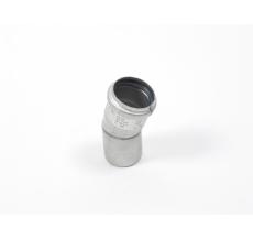 Ø 50 mm x 20° Bøjning rustfri AISI304/EN1.4301 Blücher