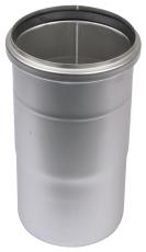 125 mm Ekspansionsstykke syrefast AISI316L/EN1.4404 Blücher