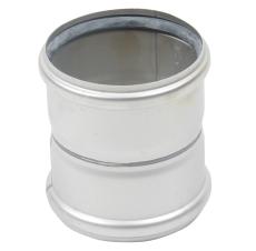 110 mm Dobbelt stikmuffe rustfri AISI304/EN1.4301 Blücher