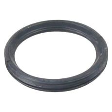 50 mm Læbepakning sort EPDM Blücher