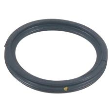 50 mm Læbepakning sort/gul NBR olie Blücher