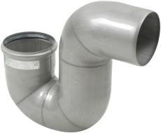 110 mm x 87° P-vandlås syrefast AISI316L/EN1.4404 Blücher