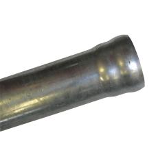 100 x 1500 mm Rør afløb stål GM-X