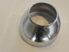 100 mm Brøndkrave til stålafløb excentrisk GM-X