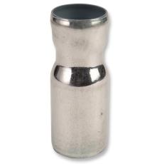 100 x 100 mm Overgangsstykke afløb stål fra støbejern GM-X