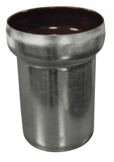 100 mm Klosettilslutning afløb stål GM-X